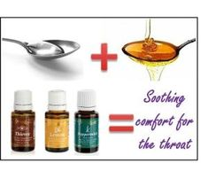 Young Living Essential Oils: Sore Throat youngliving.org/heathervargas facebook.com/theprimalpipelinewife by Sugarbean