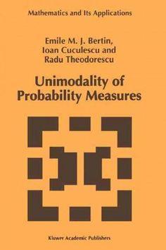 Unimodality of Probability Measures