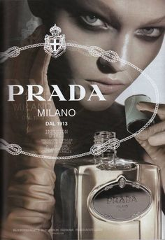 Prada - Prada Milano Infusion D'Iris 2009 (F/W 09)