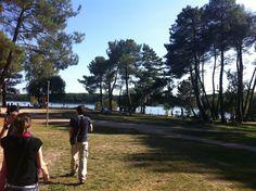 Lac de Trémelin à Iffendic, Bretagne