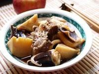 [大同電鍋] 鮮筍墨魚燒肉
