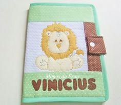 Porta Caderneta de Vacinação Leão