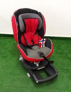 Sillas auto nurse speed red cream 791414 una silla elevador con cabezal r gido regulable en - Silla auto nurse ...
