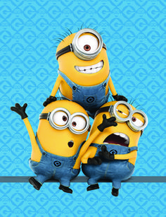 Shop a great selection of Universal Minions Pyramid Microraschel Throw, 46 x 60 . Find new offer and Similar products for Universal Minions Pyramid Microraschel Throw, 46 x 60 . Minions Minions, Minions Images, Minion Pictures, Minions Quotes, Funny Minion, Girl Minion, Funny Jokes, Cute Minions Wallpaper, Minion Wallpaper Iphone