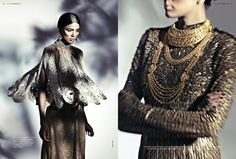 Palevi Singh by Arjun Mark for ELLE Marriage India November 2013