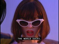 o mundo é um saco