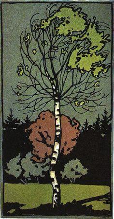 shibori lover 日本語, workman: Deutsche Kunst und Dekoration 4.1899