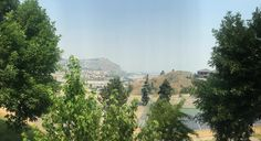 Not the same #view with the #bcwildfires hoping all my clients are safe and well #pitts