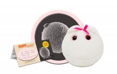 Egg Cell (Human ovum) plushie