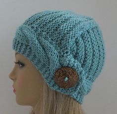 Knitting+Design+Diagonal+Ribbed | Knitting: Elenna - The Hat with a Diagonal Design