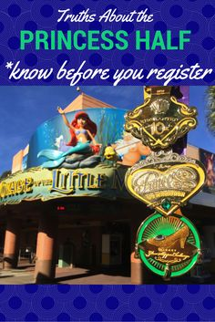 It takes more than a tiara to run the Princess Half Marathon! Read these tips before you register for the Walt Disney World runDisney girl-power race!