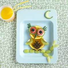 This adorable night owl might even get your kids to try olives - Ryland Peters & Small