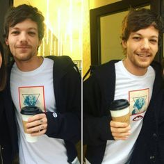 Louis in London today (22.02.17)