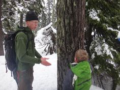 Best snowshoe tour in Bend: Wanderlust Tours - Pitstops for Kids | Pitstops for Kids
