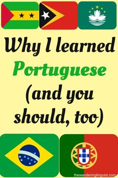 Why Portuguese is my Favourite Language - The Wandering Linguist How To Speak Portuguese, Learn Brazilian Portuguese, Portuguese Lessons, Portuguese Culture, Portuguese Language, Portuguese Food, Portuguese Recipes, Professor, Common Quotes