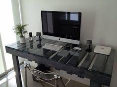 Great homemade office desk