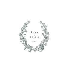 Premade Logo Flower Design Brand