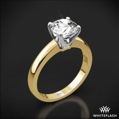 Broadway Solitaire Engagement Ring | 505