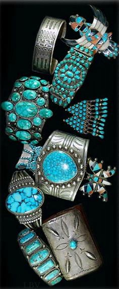 TURQUOISE Jewelry _____________________________ Reposted by Dr. Veronica Lee, DNP (Depew/Buffalo, NY, US)