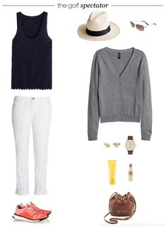Sprinkles and Style || What to Wear: Golf Tournament