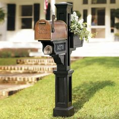 For when we actually have a mailbox...
