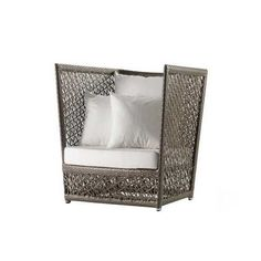 Colección Tunis de muebles de wicker o fibra sintetica
