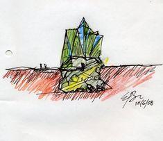 Galeria de Centro de Mineiração Andronico Luksic / Enrique Browne y Arquitectos Asociados - 18