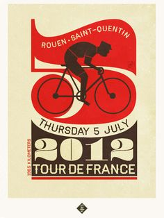 Modern Gentleman // Men's Interest & Lifestyle Blog: Tour De France Art