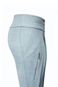 Купить стильные женские шерстяные брюки 2430в (2430v3001) дешево в Москве   цена d6c5bc972b496