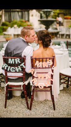 Cute Wedding ideas                                                                                                                                                      More