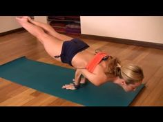 Yoga Arm Balance: Mayurasana with Kino - YouTube