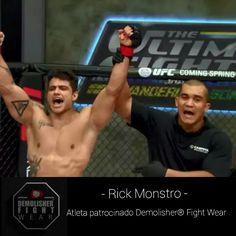 Rick Monstro. Símbolo da vitória!