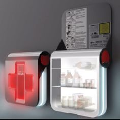 First Aid concept redefined #product #design