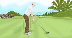 Golf Swing Basics: The Fundamentals You Need to Know - The Left Rough Big Muscles, Core Muscles, Golf Now, Woods Golf, Club Face, Muscle Memory, Golf Lessons, Golf Fashion, Play Golf