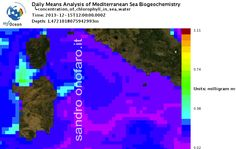 #meteo #forecast #fishing #pesca #mediterranean #mediterraneo #sea #mare 15/12/2013 #Sardegna #Sardinia #Italy #Italia