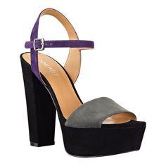 Carnation Platform Sandals