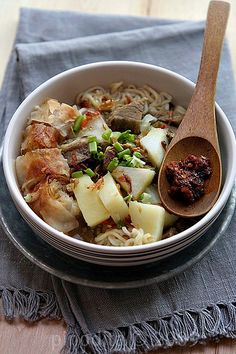 Soto Mie~ Indonesian Noodle Soup