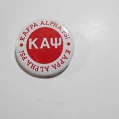 2c8740d80853 Licensed Kappa Alpha Psi Round Pin Kappa Alpha Psi Fraternity
