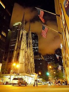 St Patrick Cathedral, NYC by JC Jacques