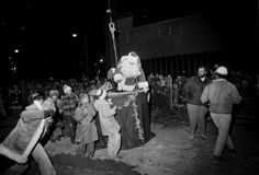 """# TBT In stories about downtown Jackson's Jury-Rowe Co., it's mentioned that store manager Charles Sternburg is credited with starting """"the original downtown Jackson Christmas parade."""" #JacksonMI #ExperienceJxn"""
