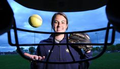 Softball Portrait by Dan Reiland Photography, via Flickr