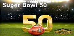 Super Bowl 50 Super Bowl 50 was an American football game that determined the champion of the National Football League (NFL) for the 2015 season. The Ameri Trending Today, National Football League, American Football, Super Bowl, Nfl, Champion, Seasons, Game, National Soccer League