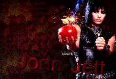 Joan Jett Che Che Che Cherry Bomb