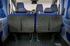 Carpsport Clip-istuimet yläasennossa