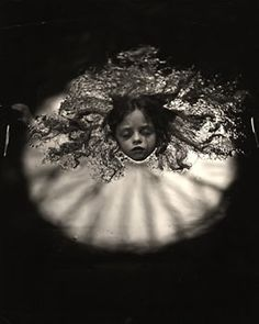 Sally Mann, At Warm Springs, 1991... one of her most famous for good reason. Had the pleasure of seeing this print last year at her show and it's still in my mind.