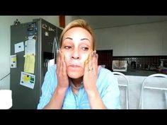 limpeza de pele em casa... - YouTube