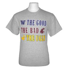 The good, the bad, the ugly! Stop by the #HuskyShop at the #UniversityBookstore for this item.