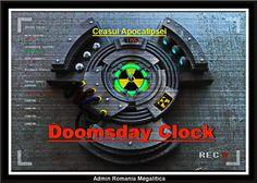 2012 Hronicul semnelor ...: Ceasului Apocalipsei. Ceasul sfârșitului lumii. Doomsday Clock. Acul Ceasului Apocalipsei a fost dat înainte cu două minute Doomsday Clock, Bmw Logo