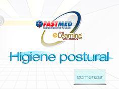 Curso elearning sobre higiene postural. Más información en: www.tesweb.net