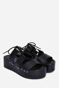 Coconuts by Matisse Maxwell Vegan Leather Flatform - Shoes | Platforms | Sandals | Vacation Shop